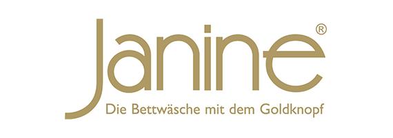 Janine - Bettwäsche mit dem Goldknopf